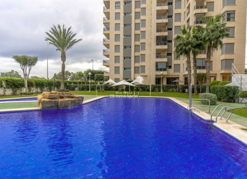 Apartment - Resale - Guardamar del Segura - puerto deportivo