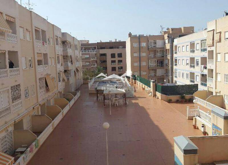 Appartement - Location annuelle - Torrevieja - Acequion