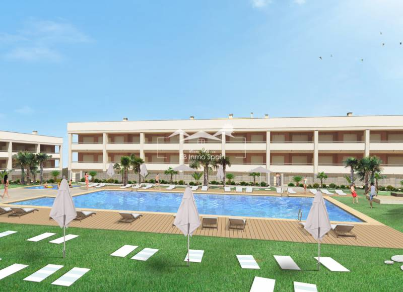 Appartement - Nouvelle construction - Gran Alacant - Gran Alacant