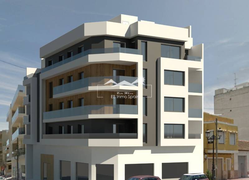 Appartement - Nouvelle construction - Guardamar del Segura - Center