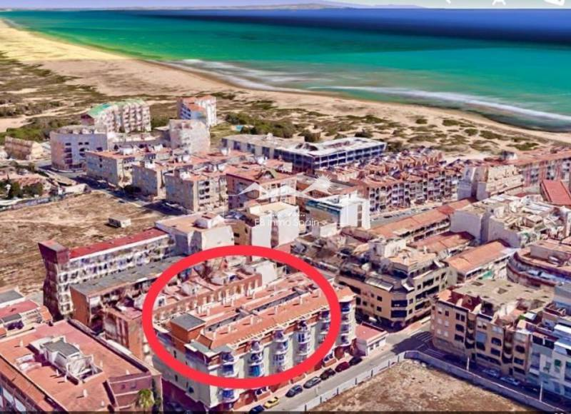 Appartement - Seconde main - Torrevieja - La Mata