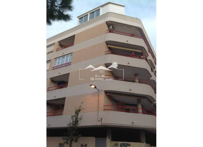 Penthouse - Location annuelle - Torrevieja - Centro