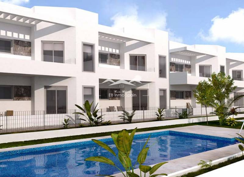Town House - New Build - Torrevieja - Torrevieja