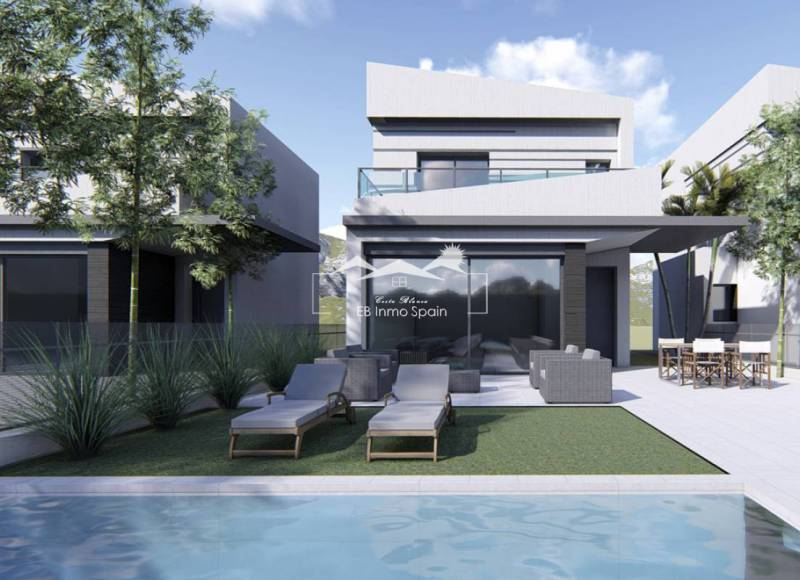 Villa - New Build - Almoradí - Almoradi