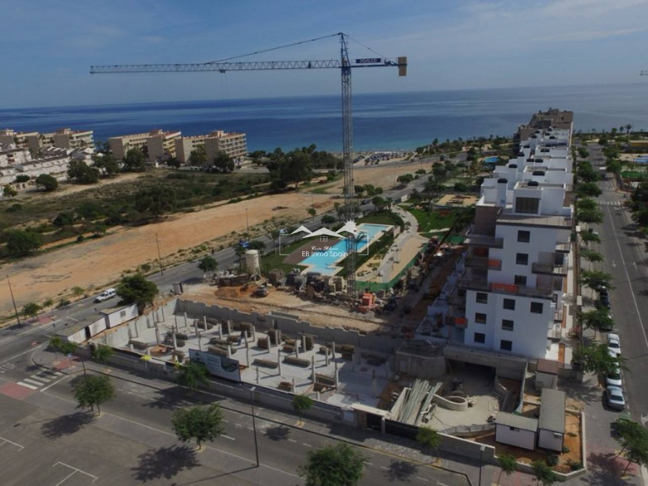 Nouvelle construction - Appartement - Orihuela Costa - Mil Palmeras
