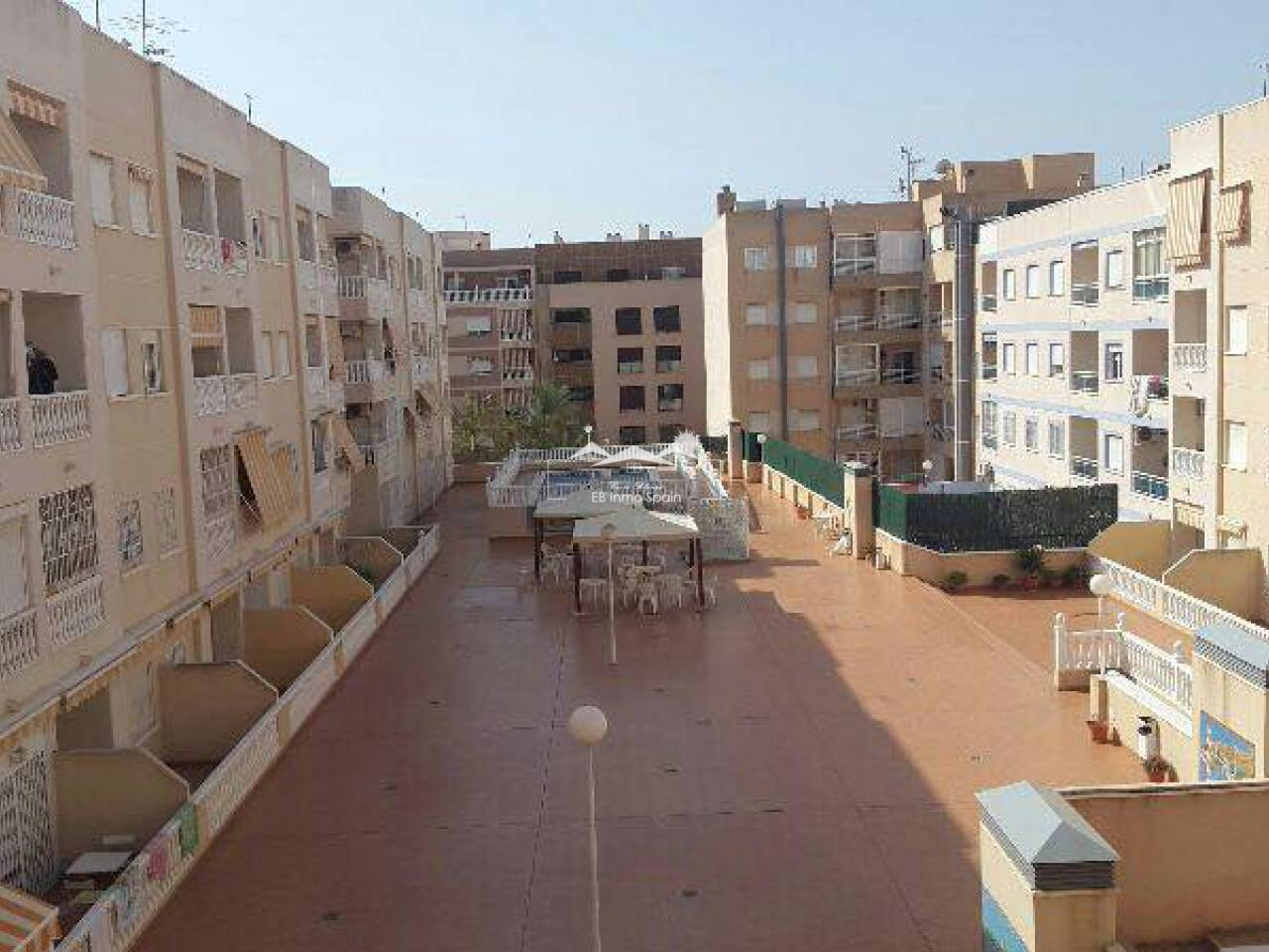 Location annuelle - Appartement - Torrevieja - Acequion