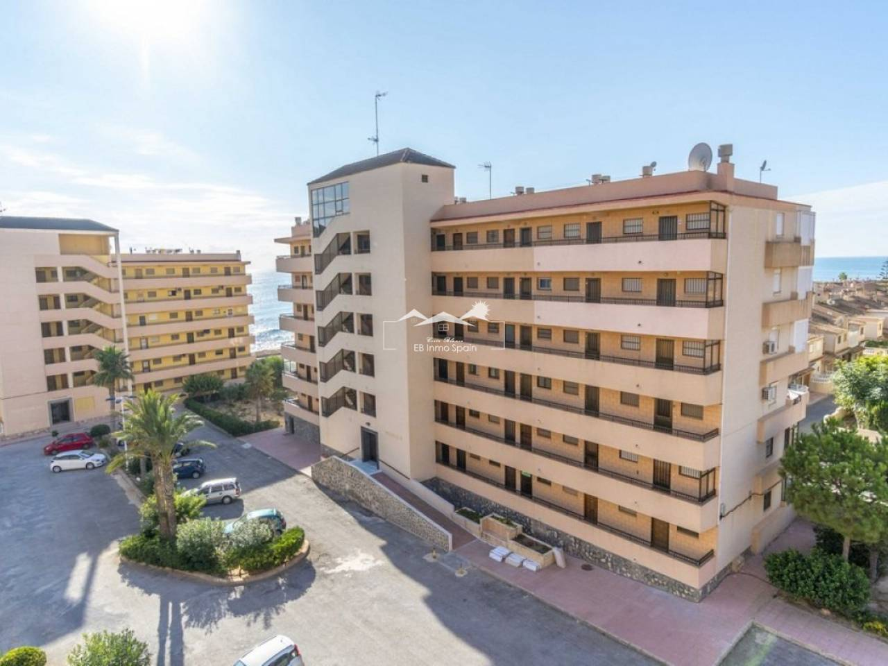 Seconde main - Appartement - Torrevieja - Cabo Cervera