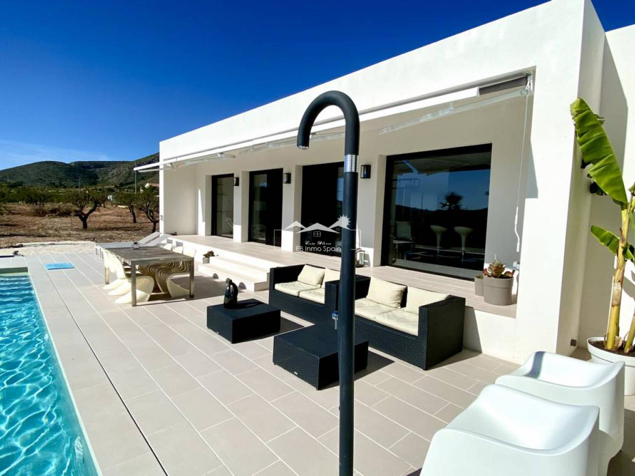 Nouvelle construction - Villa - Hondon De Las Nieves
