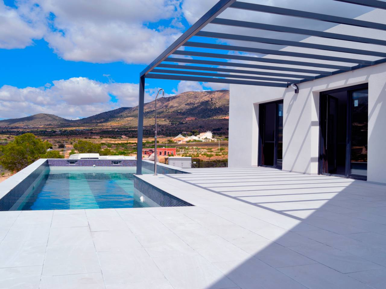 New Build - Villa - Hondon De Las Nieves