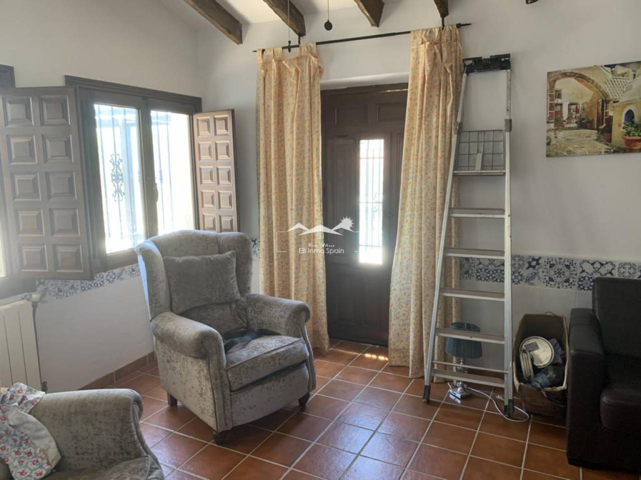 Resale - finca - Barbarroja
