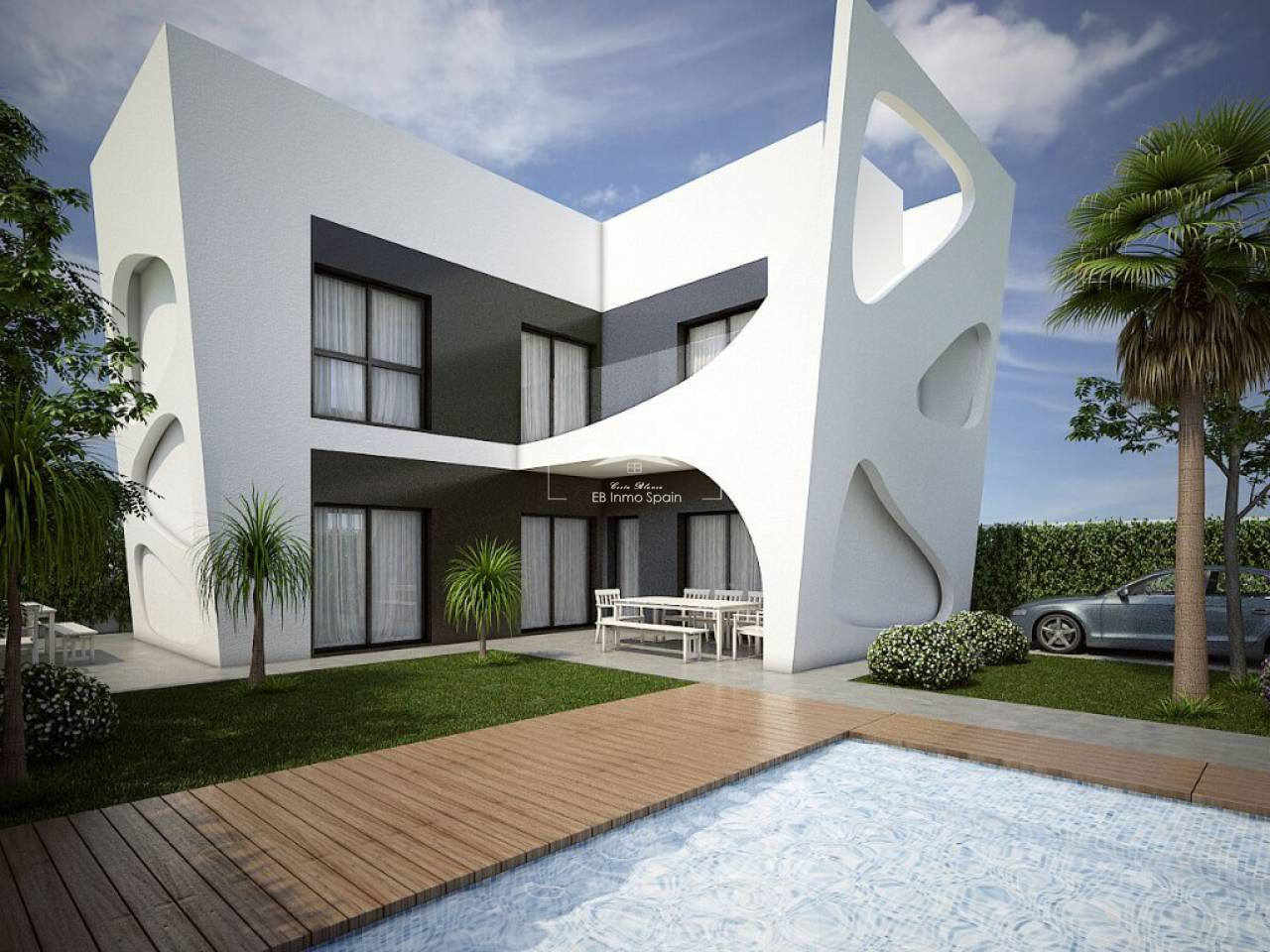 Nouvelle construction - Villa - Ciudad Quesada