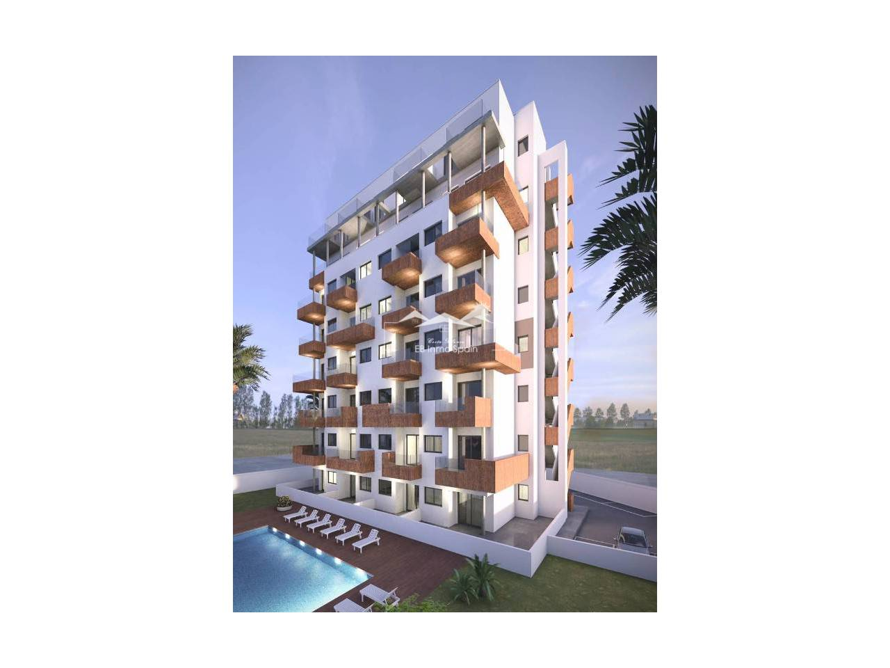 Obra Nueva - Apartamento - Guardamar del Segura - SUP 7 - Sports Port