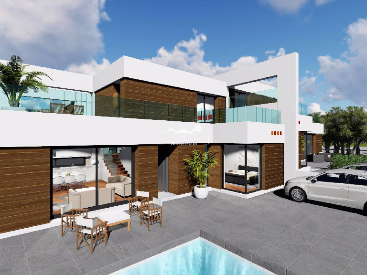 Obra Nueva - Semi Detached House - Benijofar