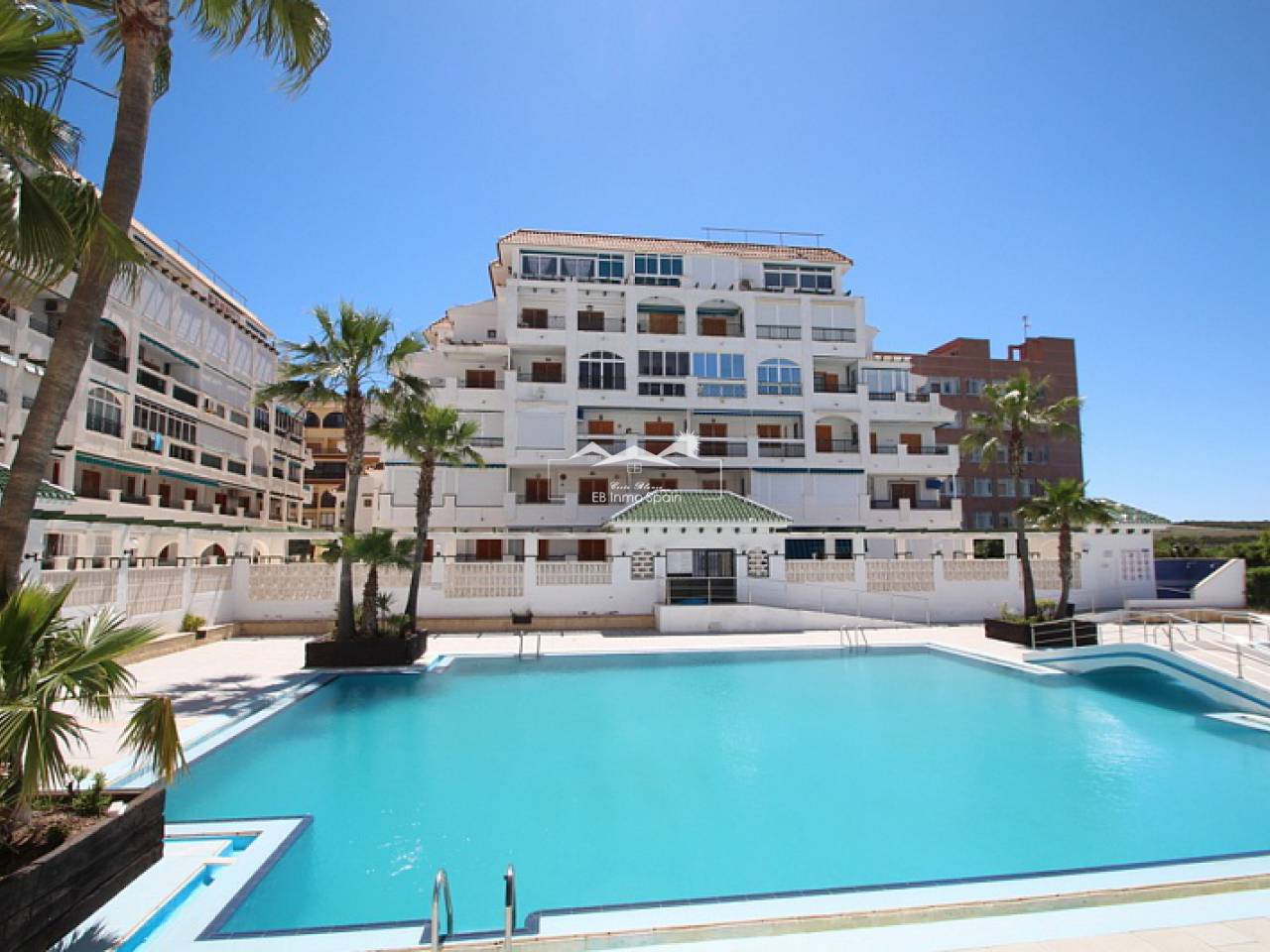 Resale - Apartment - La Mata - Playa