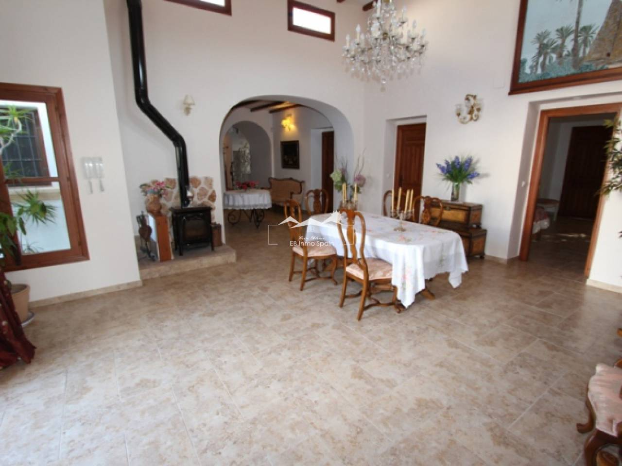Resale - Country house - Elche - Campo de Elche